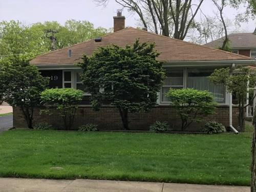 19 N Hamlin, Park Ridge, IL 60068