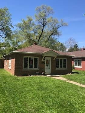 14810 Irving, Dolton, IL 60419
