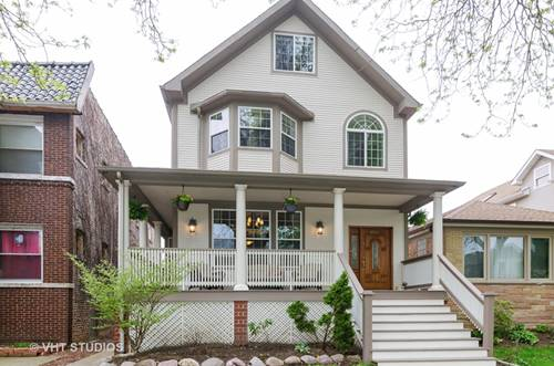 4031 W Patterson, Chicago, IL 60641 Old Irving Park