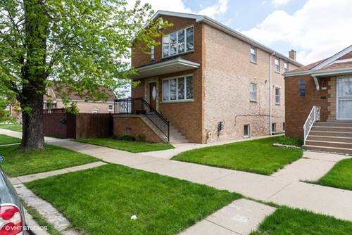 4433 S Kedvale, Chicago, IL 60632 Archer Heights