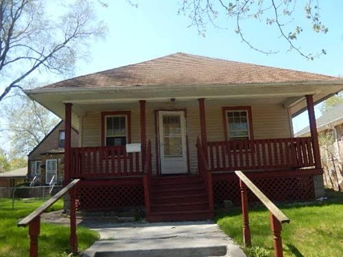 12112 S Edbrooke, Chicago, IL 60628 West Pullman