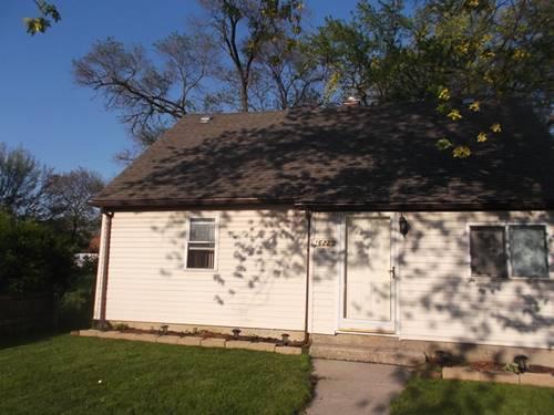 16225 Finch, Harvey, IL 60426