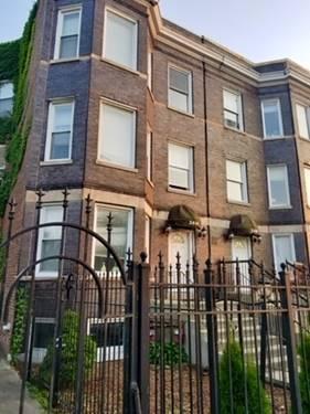 2445 W Flournoy Unit 3, Chicago, IL 60612 Lawndale