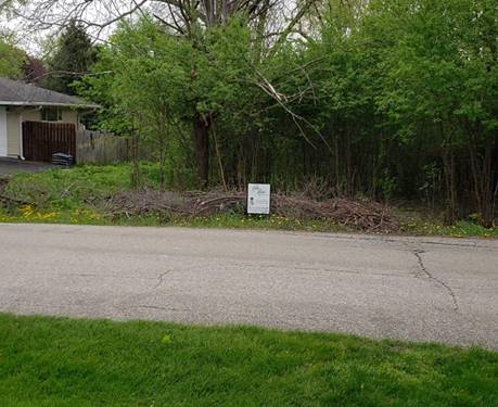 LOT 12 Ellis, Wheaton, IL 60187