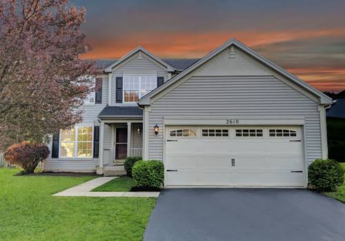 2610 Discovery, Plainfield, IL 60586
