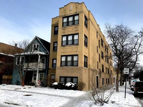 3022 W Belle Plaine Unit G, Chicago, IL 60618 Irving Park