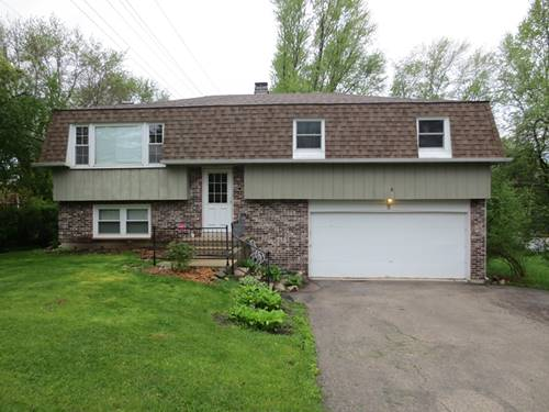 5 Indian, Lake In The Hills, IL 60156