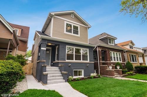 3645 W Eddy, Chicago, IL 60618 Avondale
