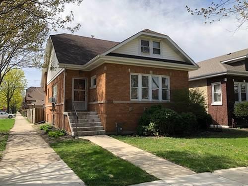 6101 W Berenice, Chicago, IL 60634 Portage Park