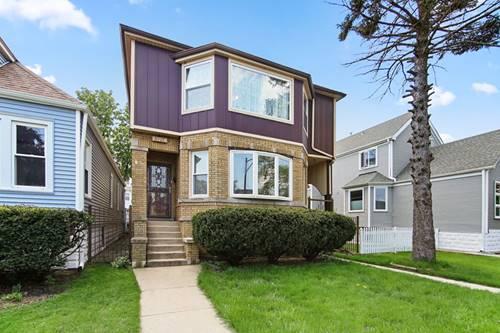 5717 W Grover, Chicago, IL 60630 Jefferson Park
