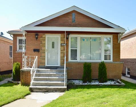 3811 W 60th, Chicago, IL 60629 West Lawn