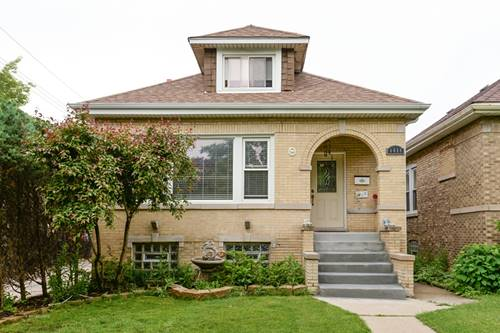 4614 N Lavergne, Chicago, IL 60630 Jefferson Park