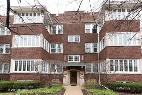 809 Ridge Unit 3, Evanston, IL 60202
