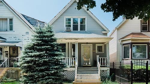 2312 N Keeler, Chicago, IL 60639 Hermosa