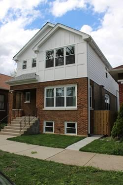 5814 W Patterson, Chicago, IL 60634 Portage Park