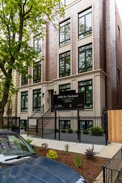 2252 N Orchard Unit 1S, Chicago, IL 60614 Lincoln Park