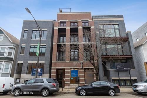 2112 W Belmont Unit 3, Chicago, IL 60618 Hamlin Park