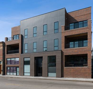 3020 W Belmont Unit PH-W, Chicago, IL 60618 Avondale