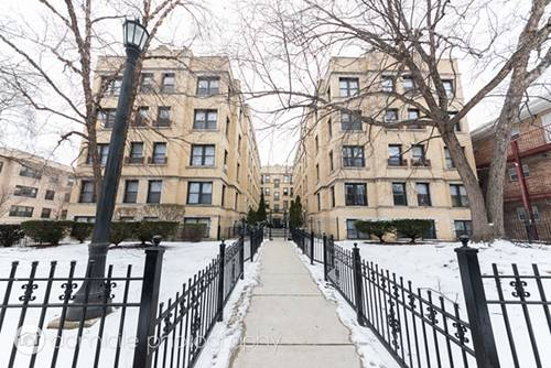 4604 N Beacon Unit 4A, Chicago, IL 60640 Uptown