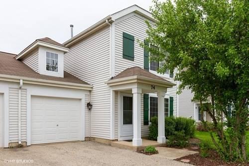74 W Amberley, Round Lake, IL 60073