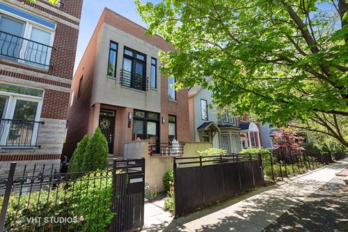 3145 N Racine, Chicago, IL 60657 Lakeview
