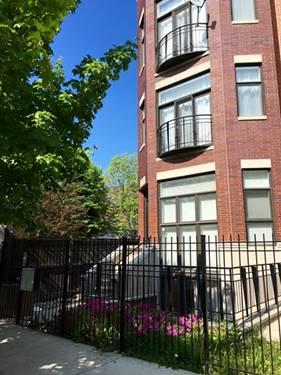 1755 N Artesian Unit 1, Chicago, IL 60647 Logan Square