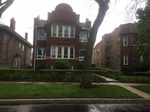 7322 S Crandon, Chicago, IL 60649 South Shore