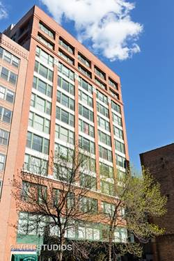633 S Plymouth Unit 1207, Chicago, IL 60605 South Loop