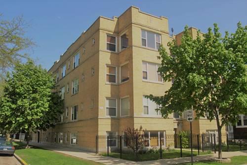 3817 W Ainslie Unit G, Chicago, IL 60618 Albany Park