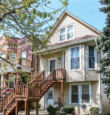 3914 N Christiana, Chicago, IL 60618 Irving Park