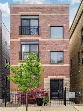 1319 N Bosworth Unit 3, Chicago, IL 60642 Noble Square