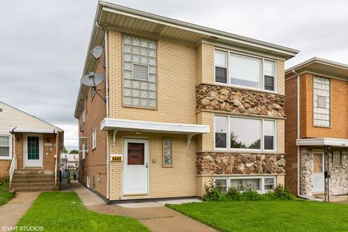 6446 W Montrose, Harwood Heights, IL 60706