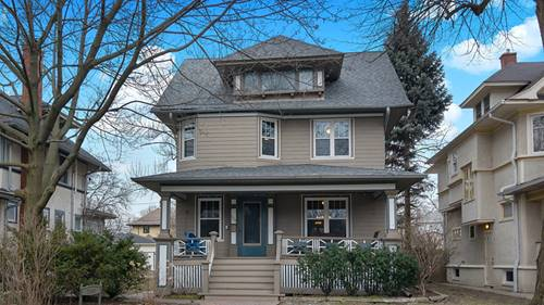730 Woodbine, Oak Park, IL 60302