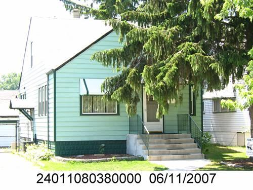 8826 S California, Evergreen Park, IL 60805