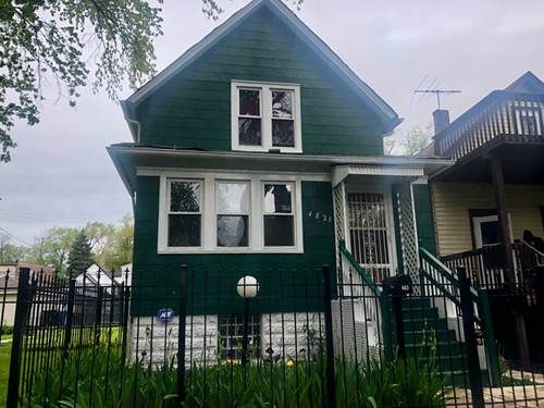 4826 W Hubbard, Chicago, IL 60644 South Austin