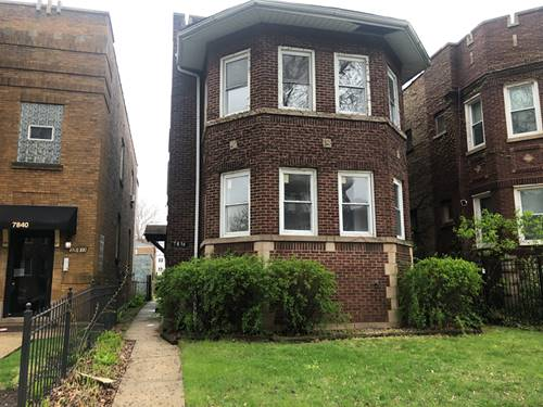 7836 S Ridgeland, Chicago, IL 60649 South Shore