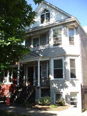 3327 N Claremont Unit 2, Chicago, IL 60618 Roscoe Village