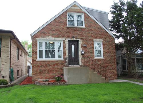 3649 N Pittsburgh, Chicago, IL 60634 Irving Woods