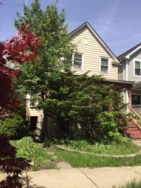 4222 N Lawndale, Chicago, IL 60618 Irving Park
