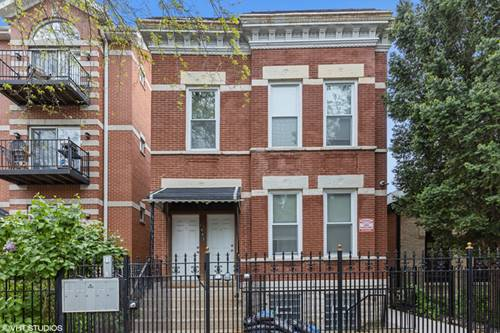 1443 N Campbell, Chicago, IL 60622 Humboldt Park