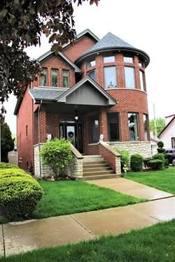 3827 N Ottawa, Chicago, IL 60634 Belmont Heights