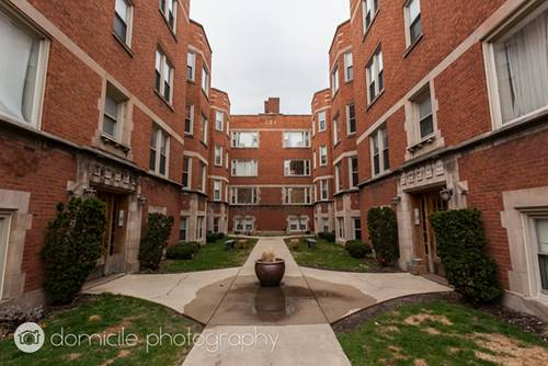 1622 W Columbia Unit 1S, Chicago, IL 60626 Rogers Park