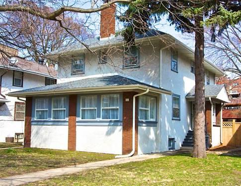 416 S Grove, Oak Park, IL 60302