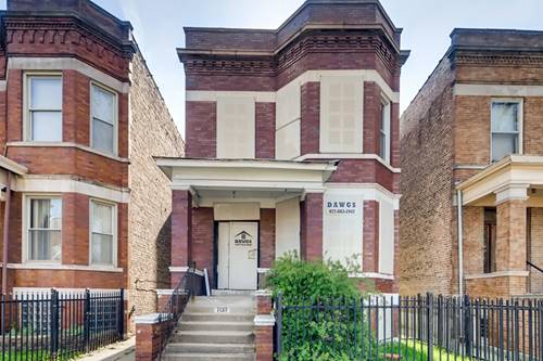 7127 S St Lawrence, Chicago, IL 60619 Park Manor