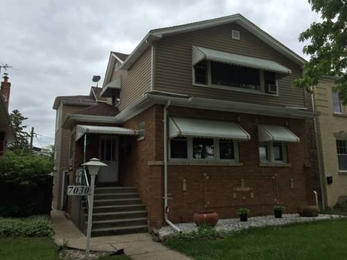 7030 W Wrightwood, Chicago, IL 60707 Montclare