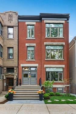 3741 N Janssen, Chicago, IL 60613 Lakeview