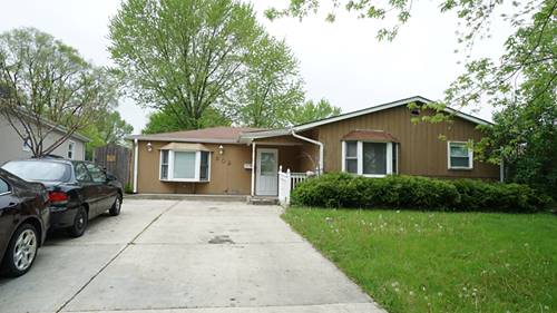 808 Salem, Carpentersville, IL 60110