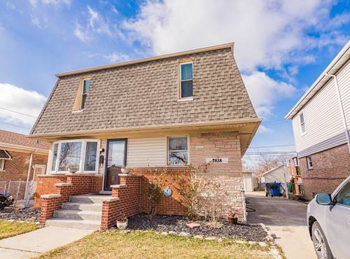 7838 S Kolmar, Chicago, IL 60652 Scottsdale