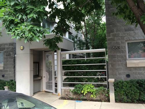 663 N Sangamon Unit 4S, Chicago, IL 60642 River West