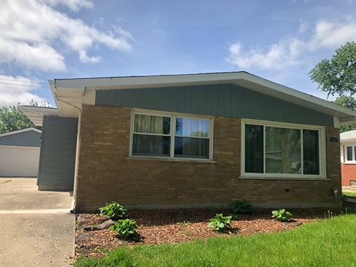 274 W Normandy, Chicago Heights, IL 60411